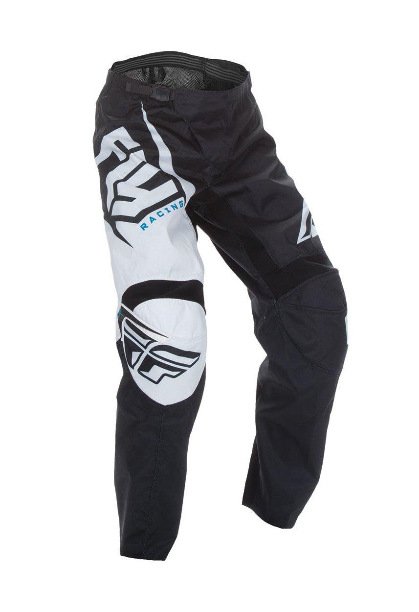 /Pantalones para hombre Fly Racing Fly 2017/F-16/adulto/ tama/ño talla 42 color negro//blanco