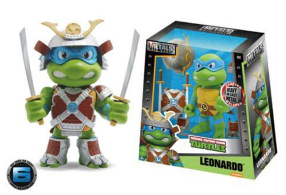 Metals Die Cast Teenage Mutant Ninja Turtles Jada 6 ...