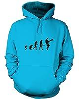 Evolution Of Silly Walks Hoodie - Film Movie Geeky Tshirt