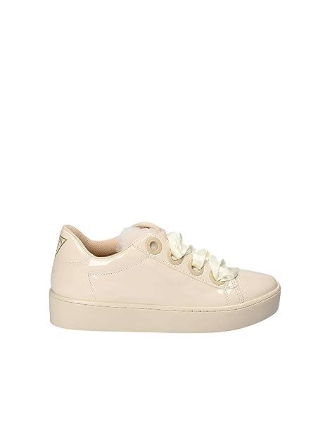 Guess Urny, Zapatillas de Gimnasia para Mujer: Amazon.es: Zapatos y complementos