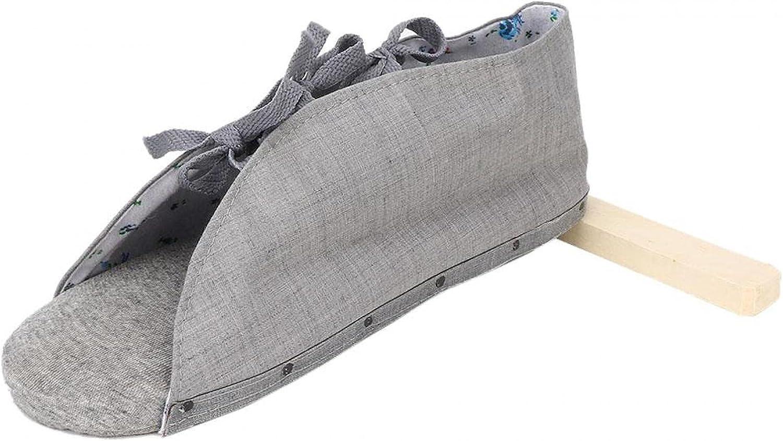Protección de tobillo Zapato Ortesis de pie Soporte Cómodo Práctico para reducir la incomodidad para el tobillo fijo