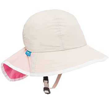 be15a57386a Image Unavailable. Image not available for. Color  Sunday Afternoons Kids   Play Sun Hat (Cream ...