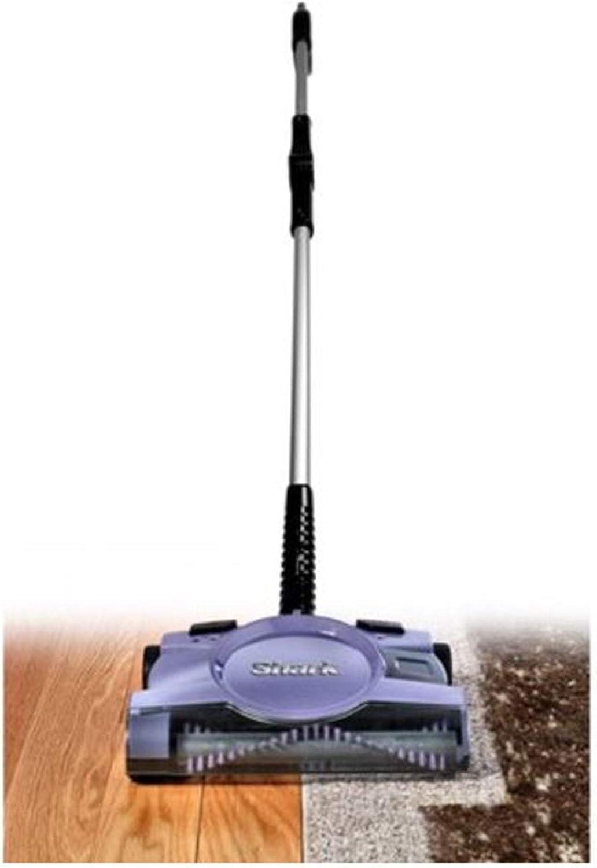 Shark 12inch Rechargeable Floor Carpet Sweeper V2945z