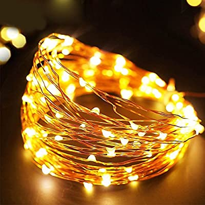 LED Christmas String Lights led Decoration String Lighting Battery Operated Perfect for Party, Wedding, Holiday Decoration