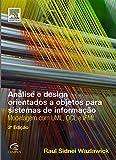 capa de Análise e Design Orientados a Objetos Para Sistemas de Informação