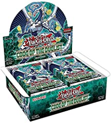 Youve learned how to Link Summon with this years new 2017 Starter Deck, now put your newfound skills to the test with Code of the Duelist! This 100-card booster set combines Fusion, Ritual, Synchro, Xyz, Pendulum, and the newest member of the...