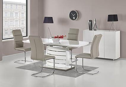 Comedor Mesa de Comedor Cocina Mesa Salón Mesa Extensible ...