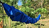 EASY NO-HASSLE HAMMOCK PROTECTION   You no longer have to worry about bringing your hammock indoors after use - simply slip the sock over your hammock for complete weather protection. Made of 100% Waterproof quality Polyester, our Hammock Protective...