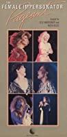 The Female Impersonator Pageant VHS