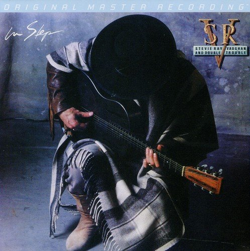 SACD : Stevie Ray Vaughan - In Step (SACD)