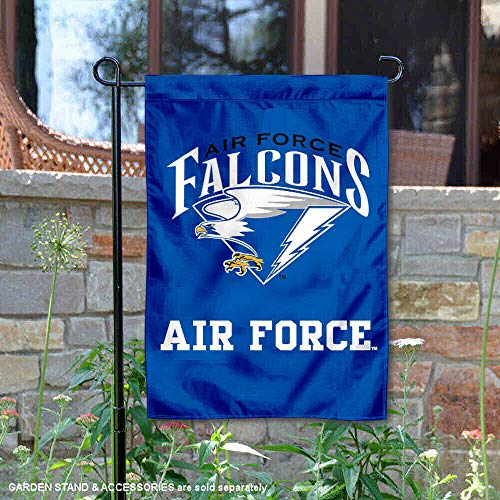 (Air Force Falcons Garden Flag and Yard Banner)