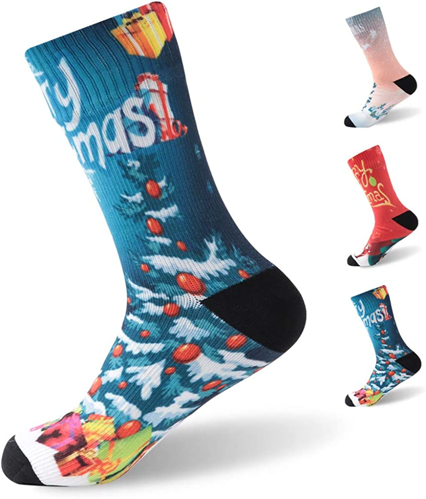 SGS Certified RANDY SUN Unisex Waterproof /& Breathable Hiking//Trekking//Ski Socks