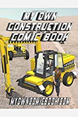 My Own Construction Comic Book Paperback