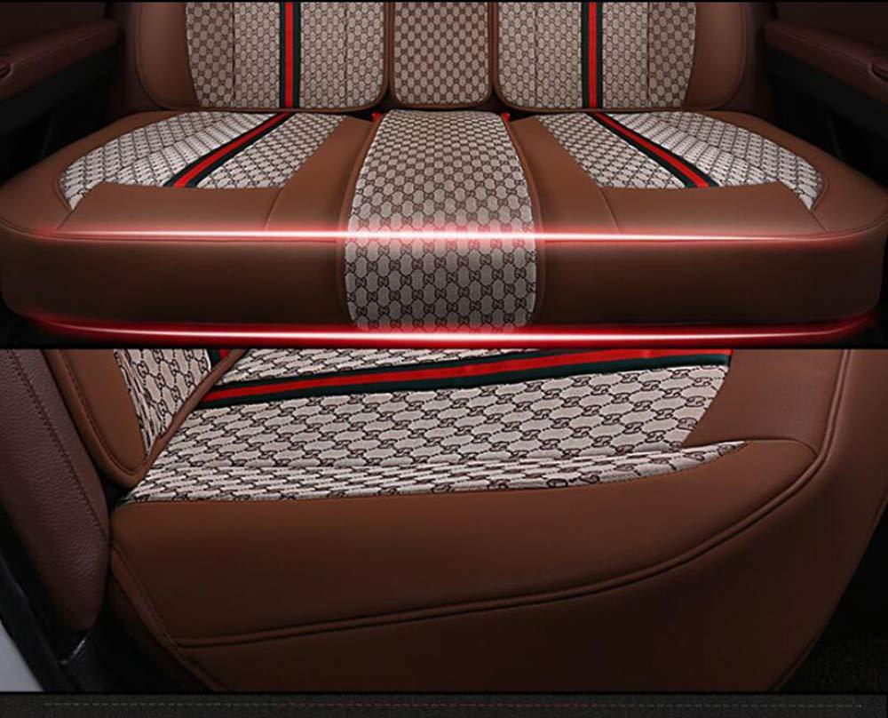 M-X-Y-Z Housse Siege voitureHousses pour si/èges de Voiture complets Avant et arri/ère//compatibles avec Les s/éries Suzuki JIMNY Kizashi,Beige,GRANDVITARA Grand Vitara