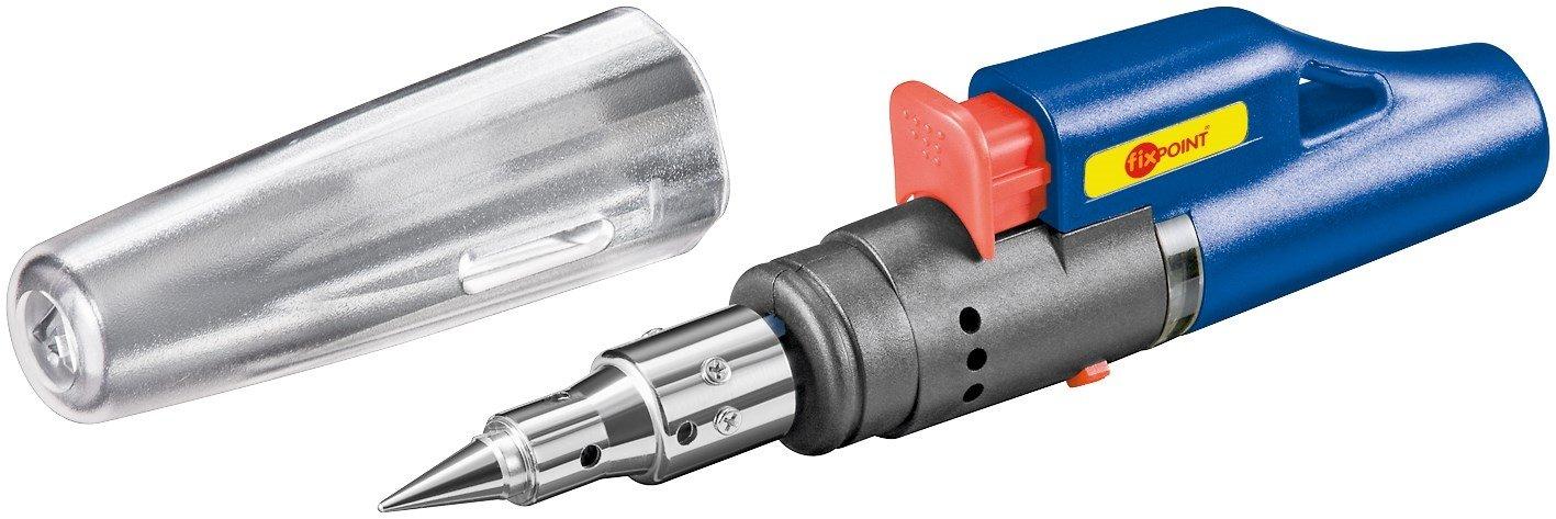Fixpoint Gaslö tkolben fü r Feuerzeuggas leicht und Unabhä ngig von der Stromversorgung, 1 Stü ck, 51095 Wentronic