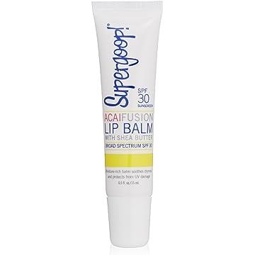 reliable Supergoop! Fusion Lip Balm