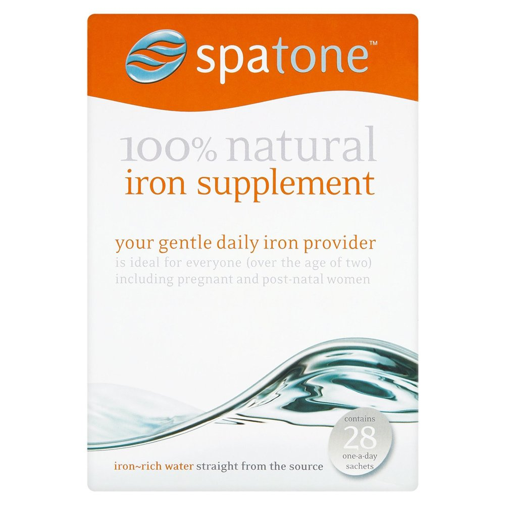 (3 PACK) - Spatone - Spatone 100% Natural Iron Sup | 28 sachet | 3 PACK BUNDLE
