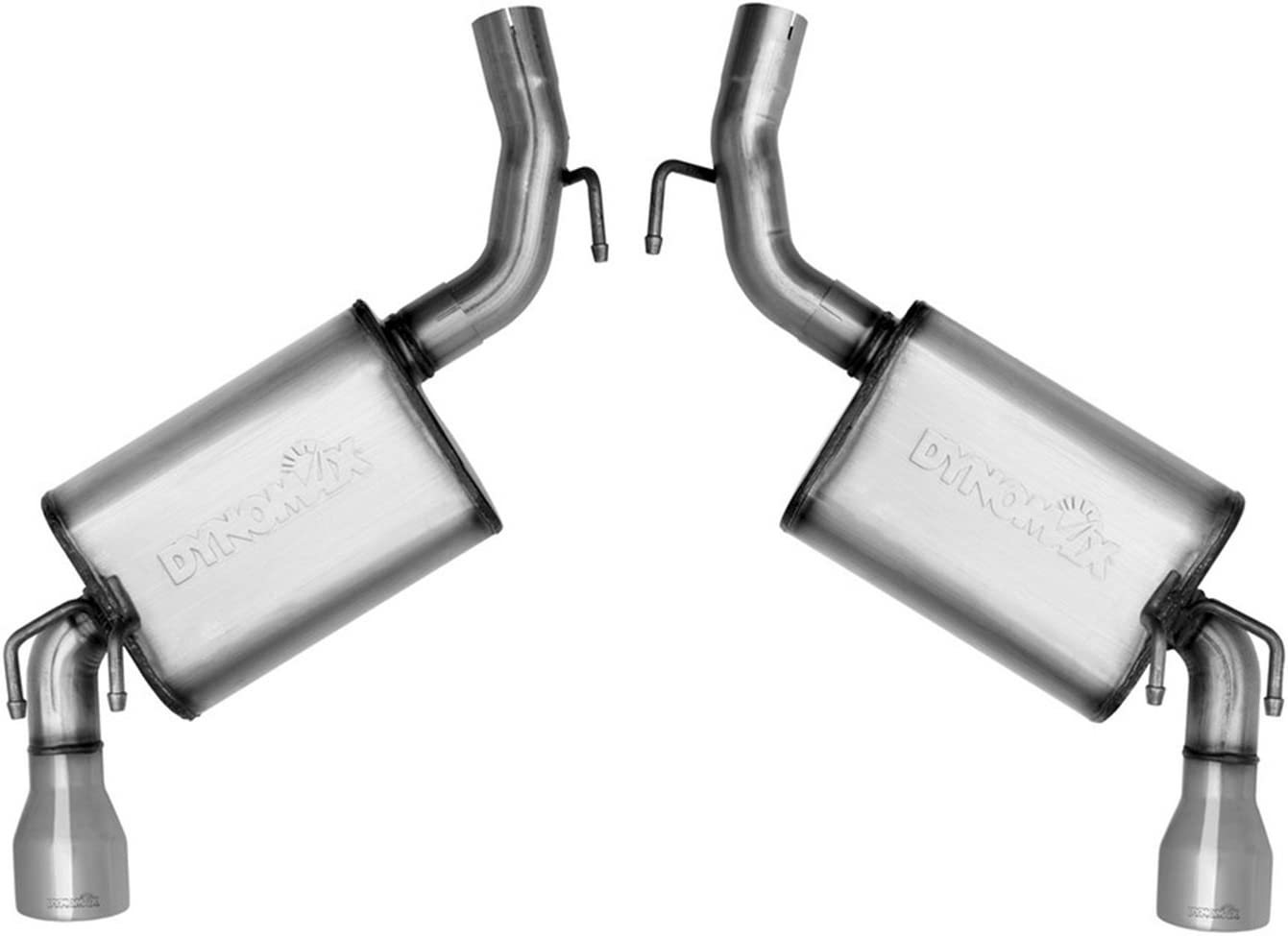 Dynomax 39493 Stainless Steel Exhaust System