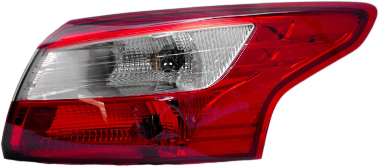 Partslink Number FO2801209 OE Replacement FORD EDGE Tail Light