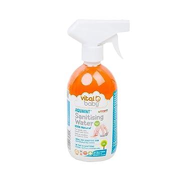 Sanitising Water