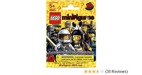 LEGO Bau- & Konstruktionsspielzeug LEGO Minifigures Series 1-8683 Pick Your Own Excellent Condition Nurse Clown
