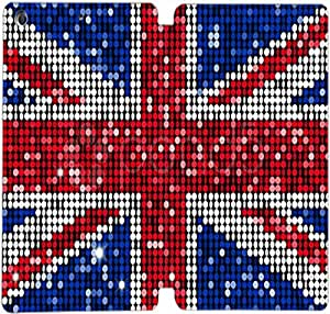 Personality Design British Flag-5 Pc Liner, Flip Leather Case For iPad Mini 1£¬Mini 2£¬Mini 3