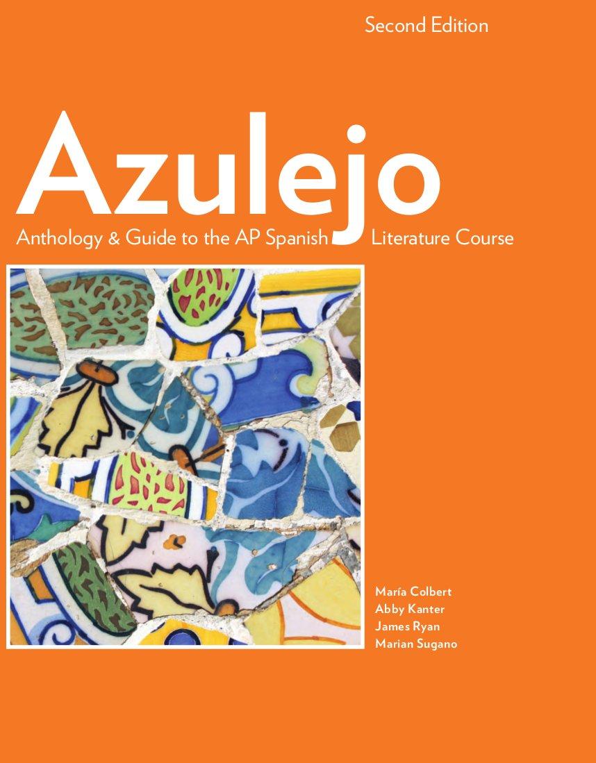 Azulejo (Spanish Edition) by Wayside Press