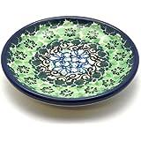 Polish Pottery Coaster - Kiwi