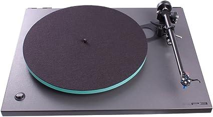 Amazon.com: Tocadiscos rega Rp3 con dustcover, elys2 ...