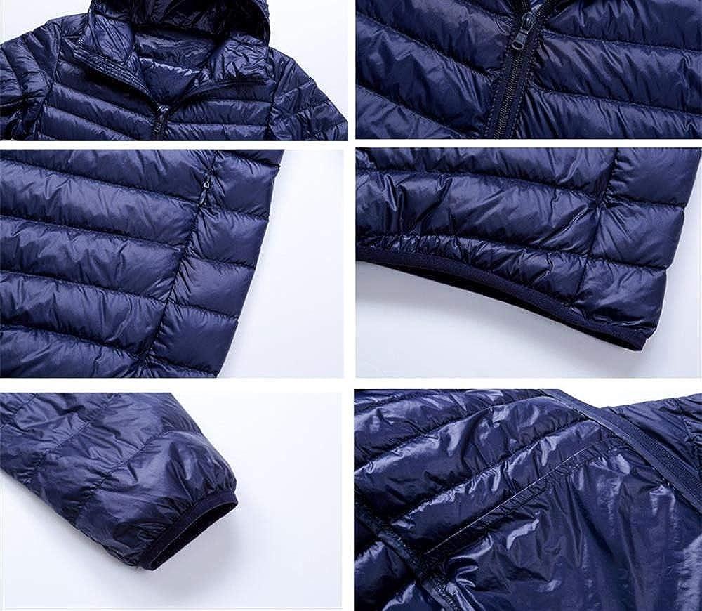 NIEYA Giubbotto Uomo Giubbotto Uomo Parka Man Winter Big Size Outwear