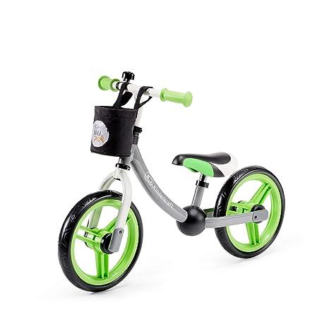 Kinderkraft Bici Sin Pedales 2WAY NEXT, Cuadro Bajo, Sillín Blando ...