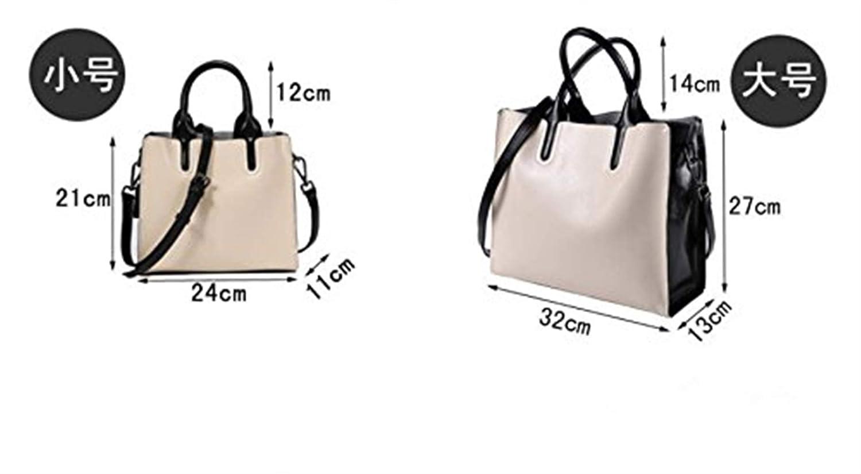 Willsego Frauen Damen Echtes Leder Cross Body Body Body Bag Schultertasche Handtasche Alle Saison (Farbe   Blau, Größe   Small) B07KCXP6BT Schultertaschen Modern 370cdb