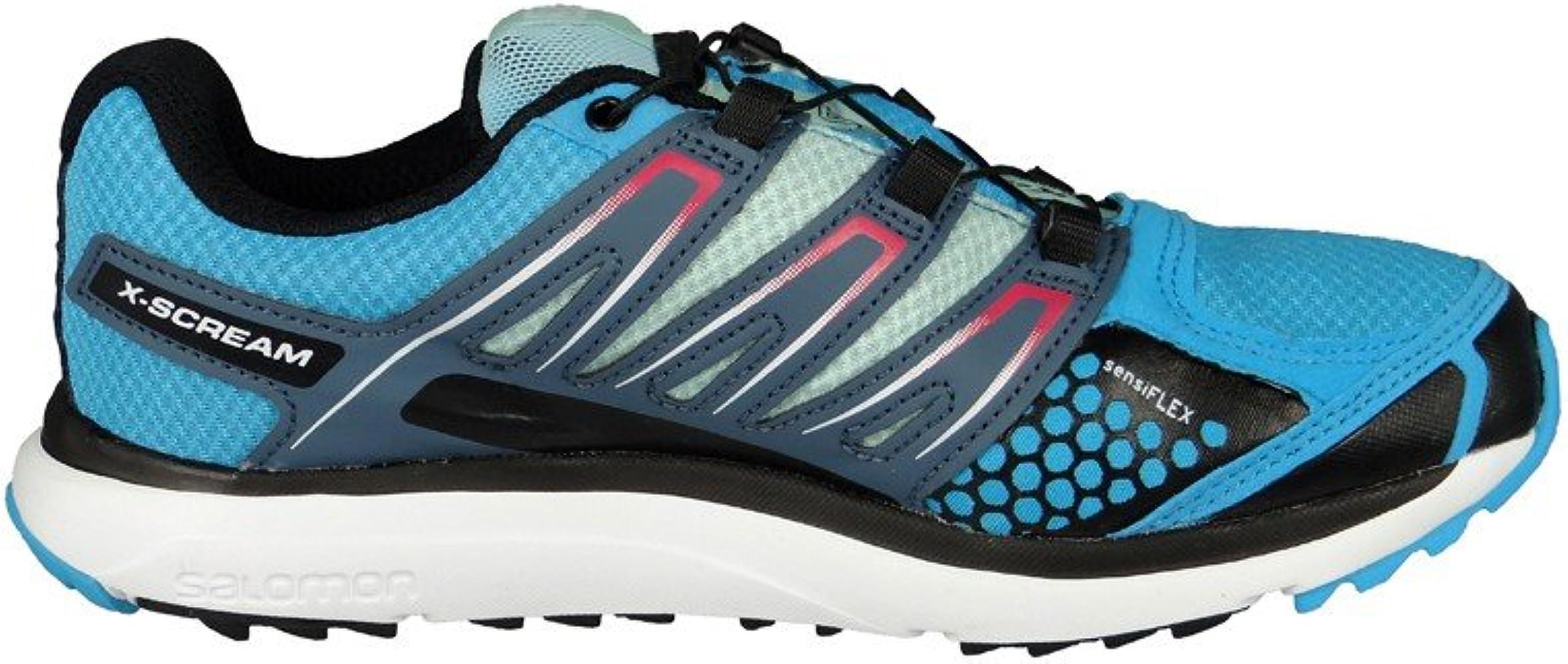 Zapatillas para trail running Salomon X-Scream GTX gris/azul para ...