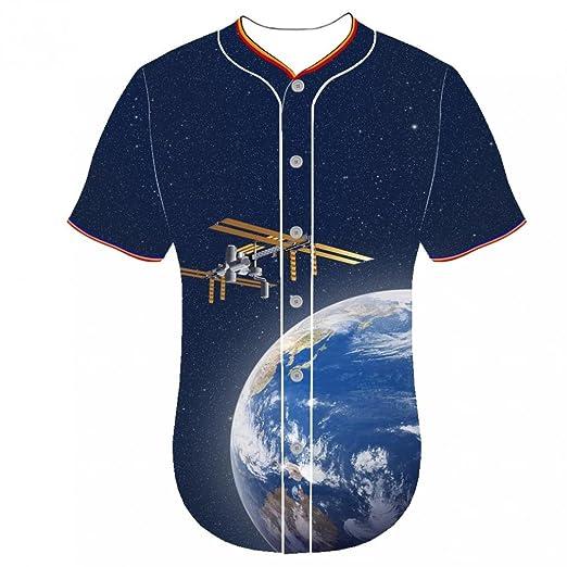 T Shirt 3d impresión béisbol equipo Jersey camisetas 3d ...