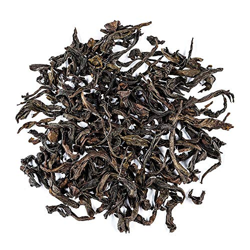 Da Hong Pao Oolong Tea - Classic Wuyi Rock Wu Long Tea - Chinese Loose Leaf Tea - Big Red Robe - Dahongpao 100g 3.5 Ounce by ValleyofTea