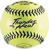 Dudley 12'' Thunder Heat NSA Leather Fastpitch Softball (DZ)