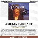 Amelia Earhart: The Sky's No Limit Audiobook by Lori Van Pelt Narrated by Kris Faulkner
