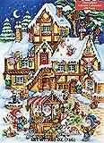 Christmas Market Chocolate Advent Calendar