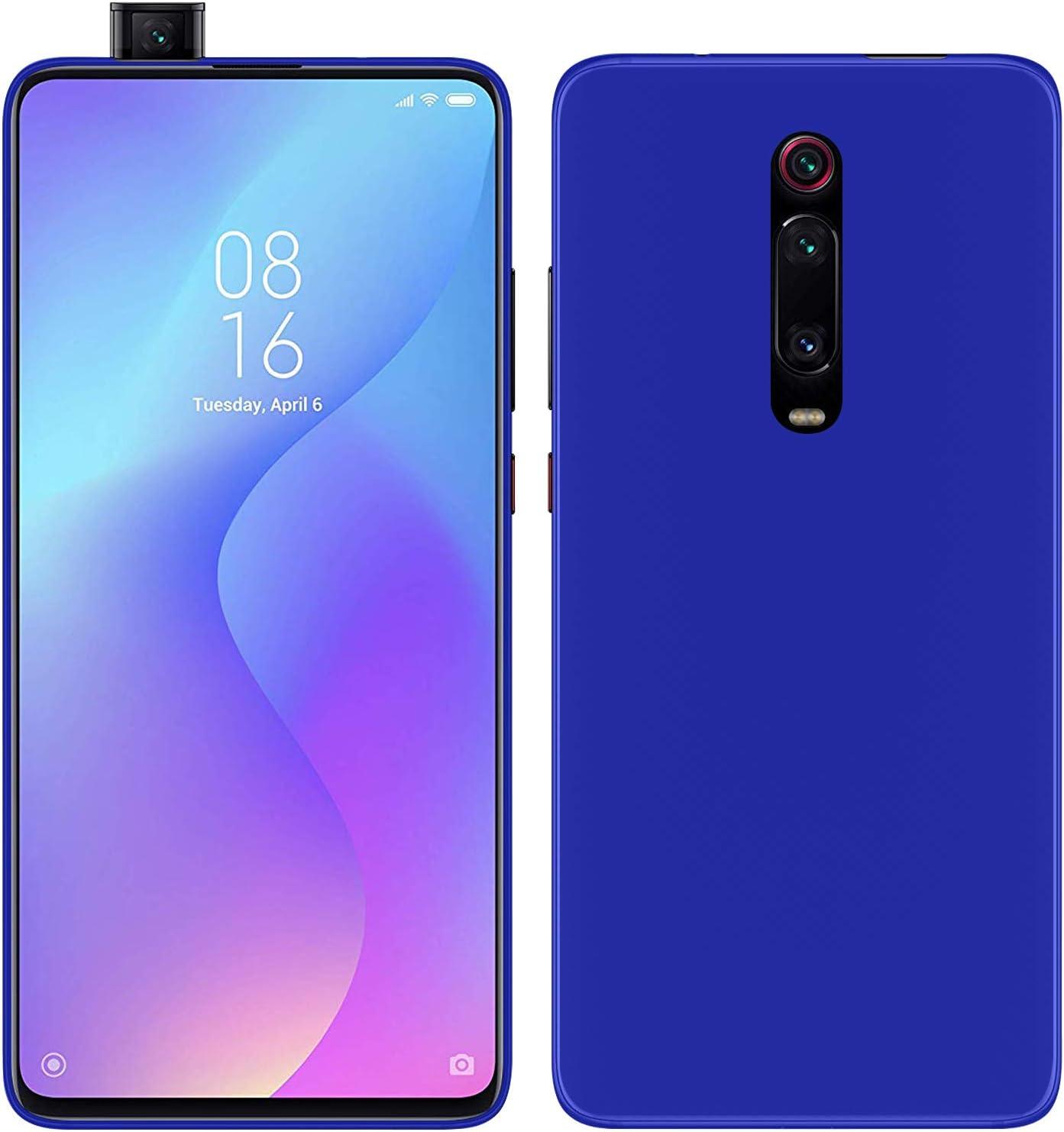 TBOC Funda de Gel TPU Azul para Xiaomi Redmi K20: Amazon.es ...