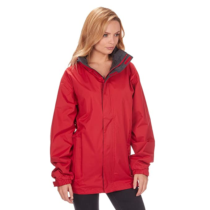 lista nueva Estados Unidos recogido Baum Contry - Chubasquero o chaqueta de chándal para mujer ...