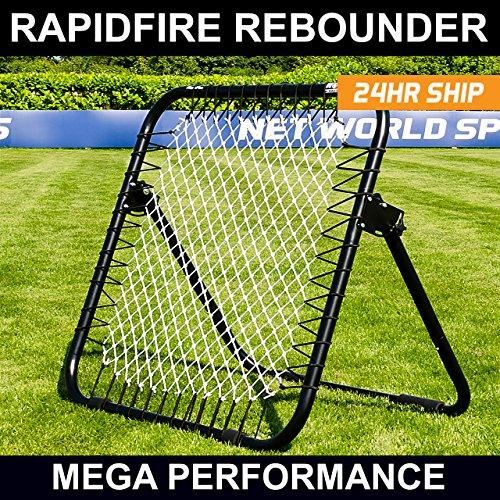 RapidFire Football Rebounder