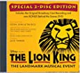 The Lion King (Original Broadway Cast Recording) (Special 2-Disc Edition)