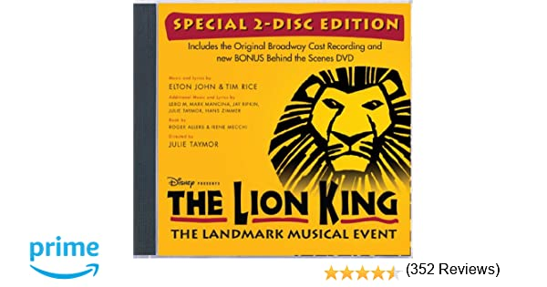 the lion king i just can't wait to be king 1080p tvs