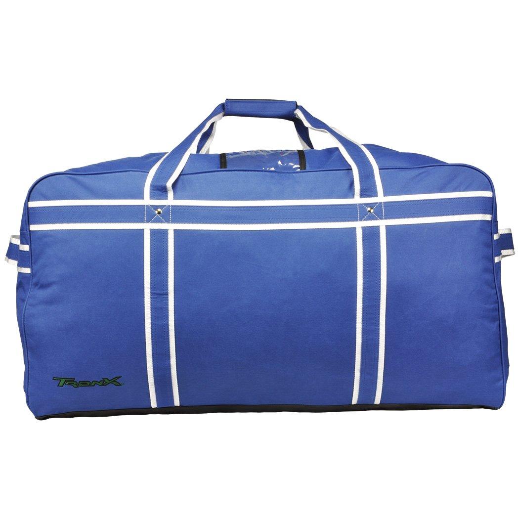 TronX Travel Hockey Equipment Bag (Goalie - Navy)