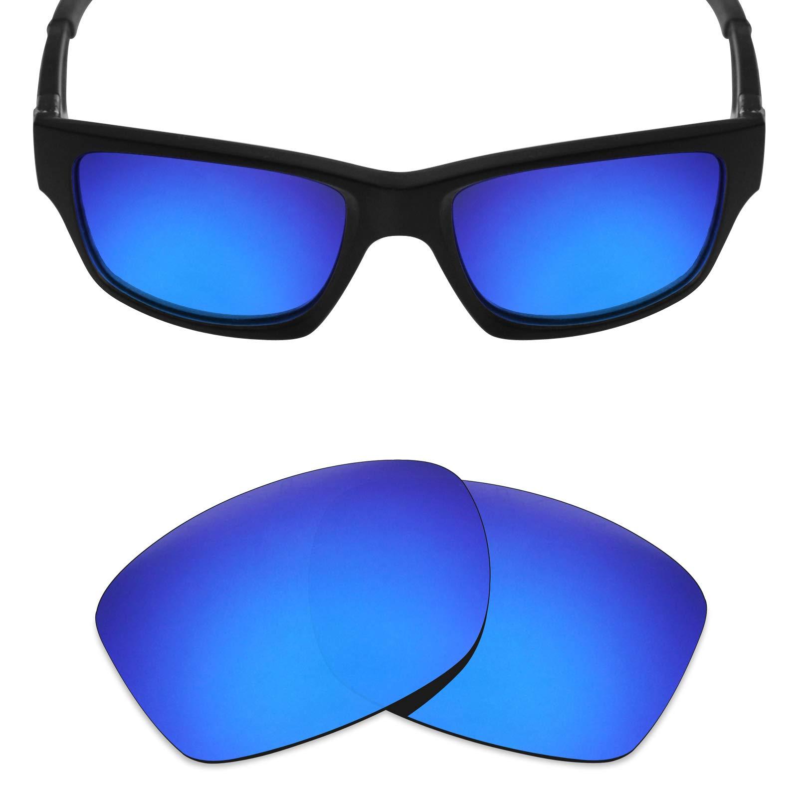 ebd85864781 Mryok Polarized Replacement Lenses for Oakley Jupiter Squared Jupiter  Carbon - Deep Blue