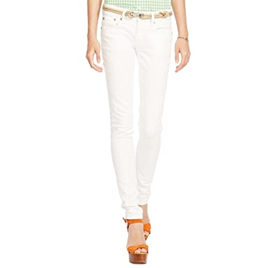 3c00948ae3 Polo Ralph Lauren The Tompkins Skinny Jeans (30) at Amazon Women's ...