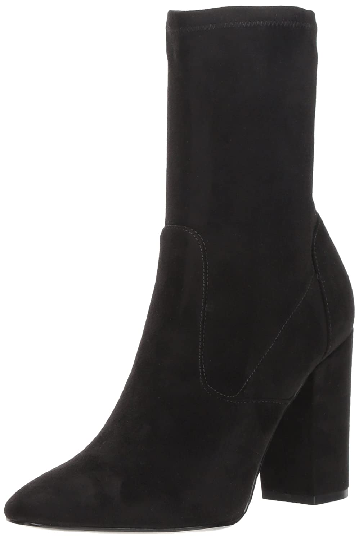 Ivanka Trump Women's Lynna Ankle Bootie B01M1YZLWD 10 B(M) US|Black Velvet