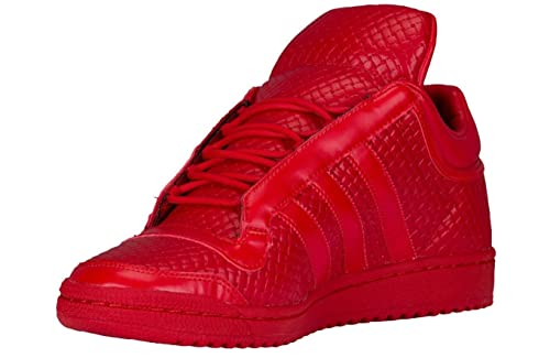 competitive price 3cacc dd181 Adidas ORIGINALS Mens TOP Ten MID PC Running Shoe, Light Scarlet, ...