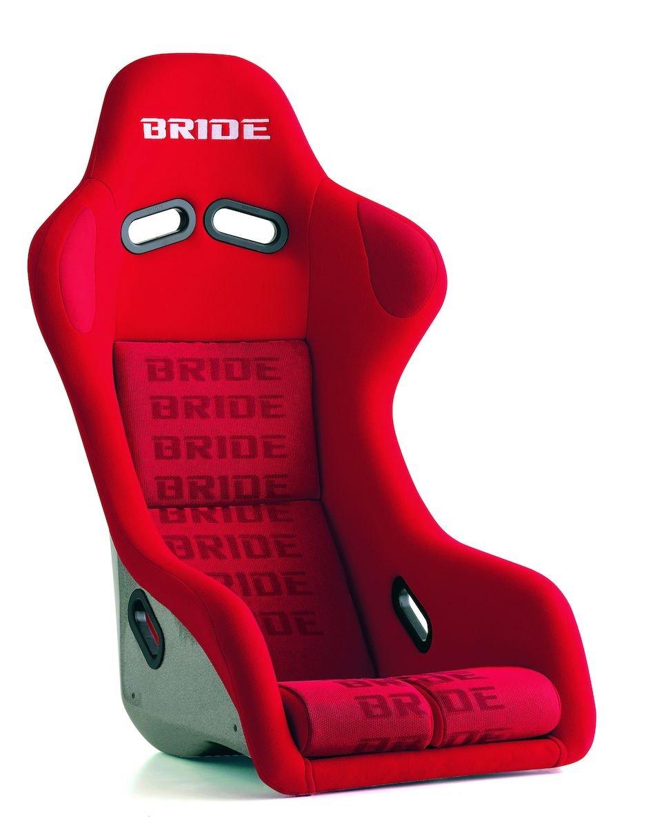 BRIDE (ブリッド) フルバケットシート【 ZETA III 】(FRP製) レッドロゴ F31IMF B00ASX1WSS レッドロゴ レッドロゴ
