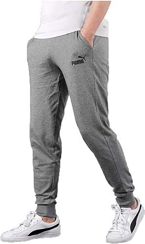 PUMA ESS Jersey Pants Cl Pantalón Hombre 843729 03 Medium ...